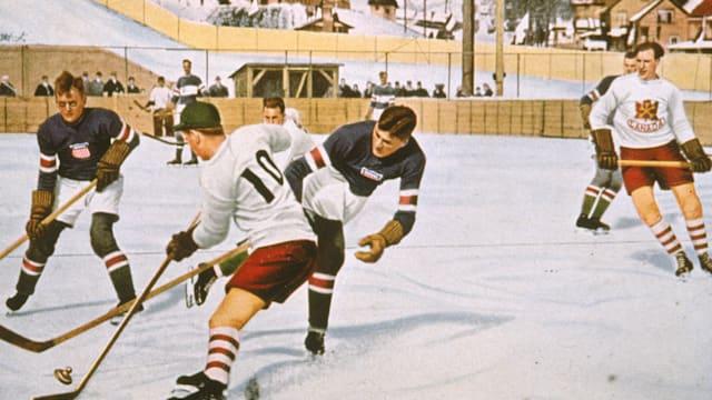 Canadians retain invincible ice hockey aura