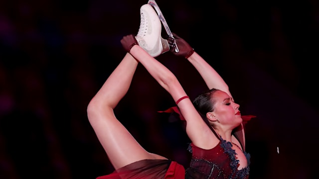 Alina Zagitova's crowning moment in PyeongChang and what's happened since