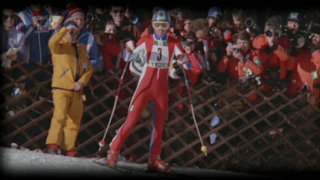 Bernhard Russi relives his triumphant run in Sapporo