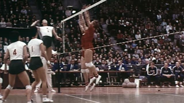 Volleyball at Tokyo 1964