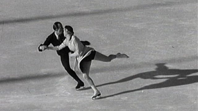 Garmisch Patenkirchen 1936 Figure Skating Mixed Pairs