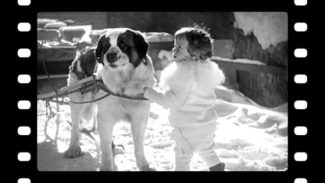 LOOK INSIDE... St Moritz 1928 Olympics Official Film