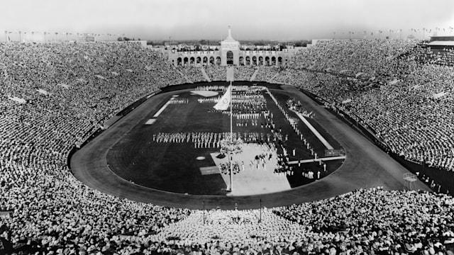ロサンゼルス 1932:カリフォルニアが世界を歓迎
