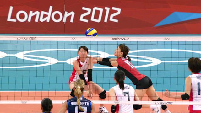 ロンドン2012夏季オリンピック競技大会ベストシーン