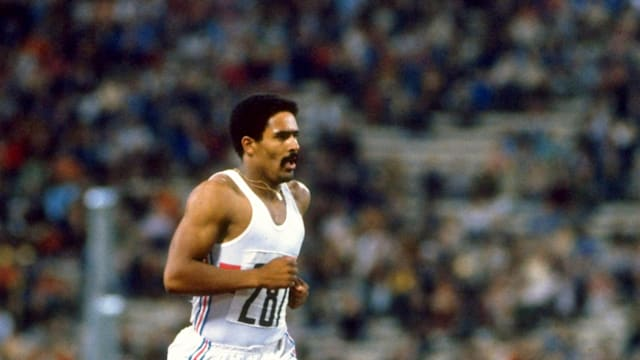 Olympic Channel Podcast: Daley Thompson - double Olympic Champion and Legend