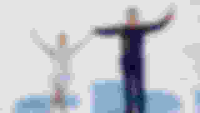 奥运名将解析:和马克西姆·特兰科夫一起了解花样滑冰运动