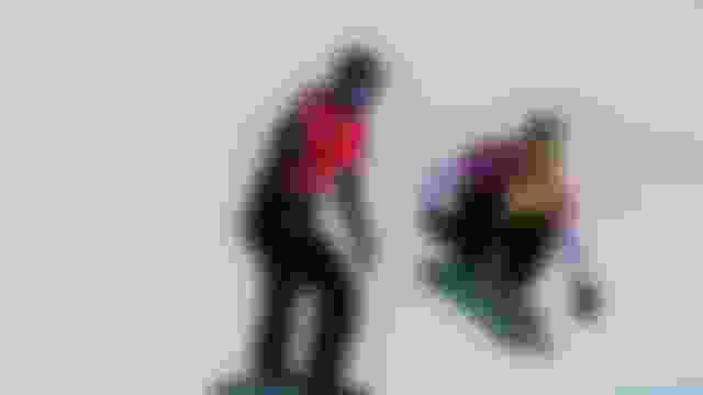 Хафпайп, мужчины - Фристайл/Сноубординг | Зимние ЮОИ-2020