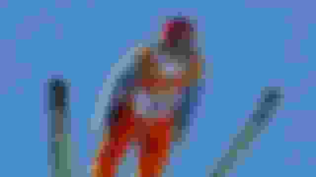 Ammann Ski Jumping Sweeps Salt Lake City 2002