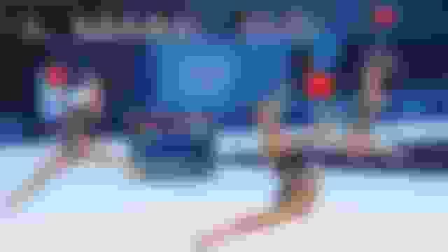 Командное многоборье - Финал - Художественная гимнастика | Токио-2020
