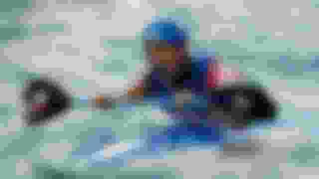 Czech Republic's Jiri Prskavec wins gold in men's kayak slalom