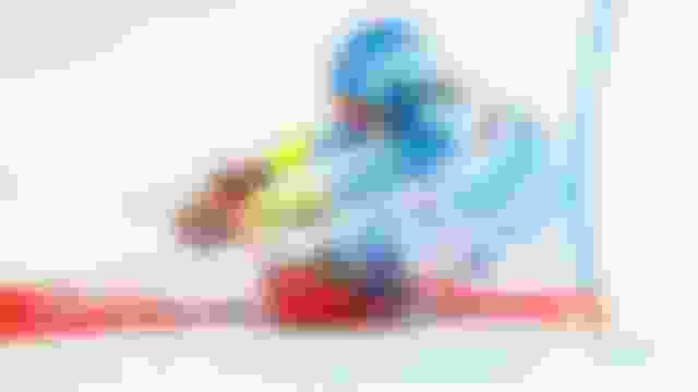 Shiffrin caps off season with 106th podium as Robinson wins Giant Slalom in Lenzerheide