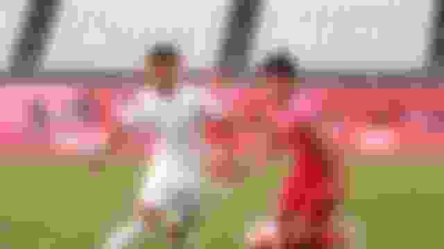 新西兰vs韩国 - 男足第1轮 - 足球 | 2020年东京奥运会回看