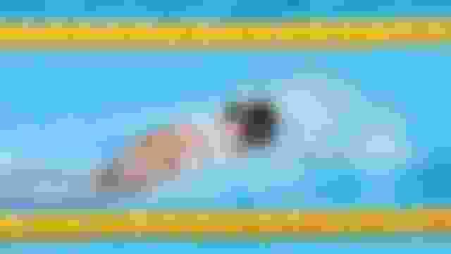 Ledecky, première championne olympique de l'histoire du 1500 m nage libre