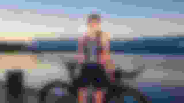 Para-triathlete Lauren Steadman focused on enjoying Paralympics experience before gold medal