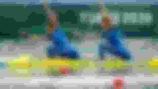 Ukraine surge ahead at the 2021 Canoe Sprint World Championships in Denmark