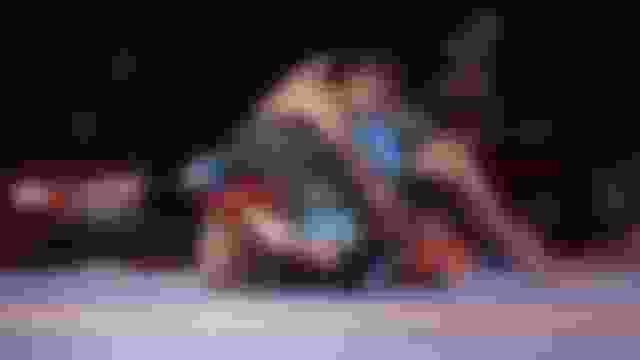 摔跤女子自由式57公斤级决赛:日本选手川井梨纱子摘金