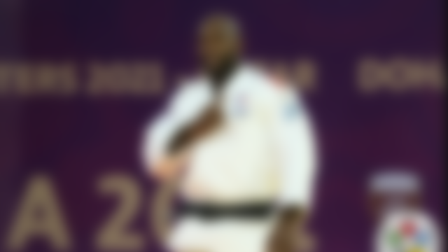 Teddy Riner feeling 'stronger' than ever ahead of Tokyo 2020 judo mission