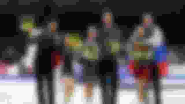 Этап Гран-при «Скейт Америка»: Тарасова — Морозов — лучшие в Лас-Вегасе
