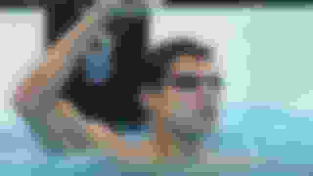 Токио-2020 | Плавание. Евгений Рылов – олимпийский чемпион в кошачьей маске!