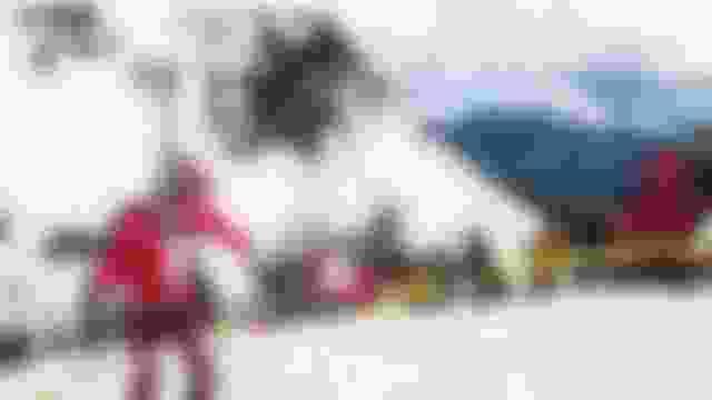 """البطل الأولمبي للشباب في """"السكيمو"""" توماس بوسارد: """"تحتاج لجرعة من الجنون"""""""