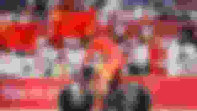 People's Republic of China defend their Olympic title in women's team sprint cycling