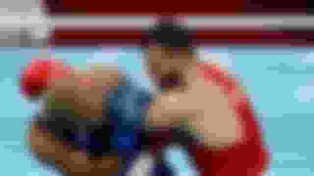 Mi-lourds : Whittaker s'envole en finale, Khataev en bronze
