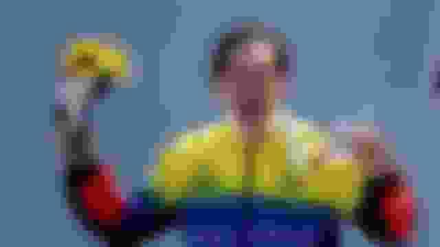 "Daniel Dhers: ""Me siento en la gloria"""