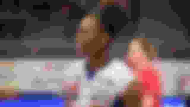 NBA legend's daughter Khalia Lanier: 'Volleyball is much bigger than just a sport'