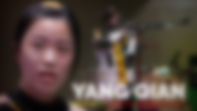 양 첸: 도쿄 2020 메달 모먼트