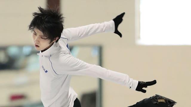 Hanyu practices in Toronto