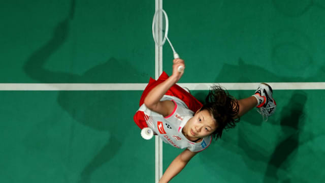 リオデジャネイロ五輪の女子シングルスで銅メダルを獲得した奥原希望。2019年5月7日更新のワールドランキングでは女子シングルスの2位につける