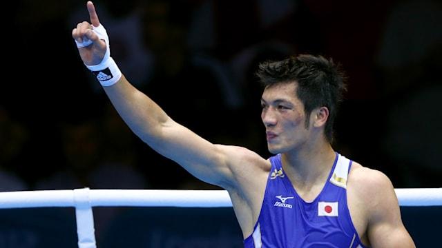 村田諒太は、ロンドン五輪ミドル級・金メダルを獲得後、プロ転向。WBA世界ミドル級王座に登り詰めた