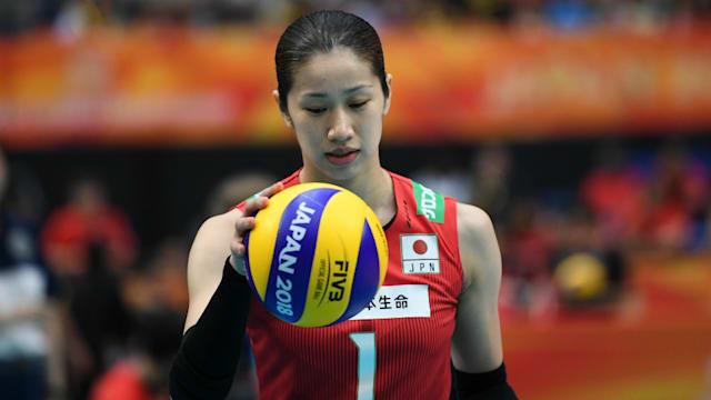 長岡望悠は2018年10月からバレーボールの強豪イタリアのクラブチームでプレーしている