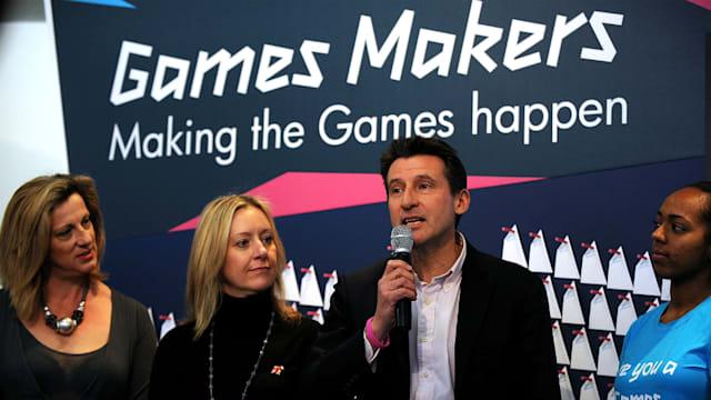 ロンドン五輪ではボランティアを「ゲームズメーカーズ」と命名。誰もが当事者意識を持って活動に参加した
