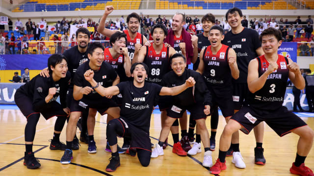 44年ぶりの五輪出場を決めた男子5人制日本代表(写真は1月のW杯予選)