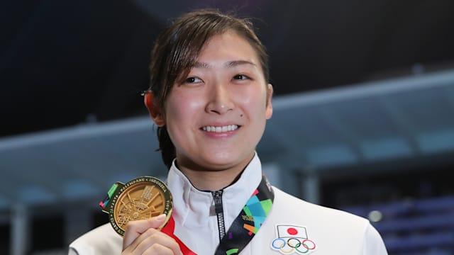 白血病の闘病に集中している池江璃花子。東京五輪出場への想いが闘病のモチベーションになっている