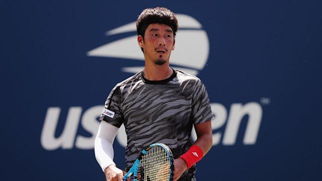 松岡修造氏が現役時代に記録した最高位の46位を抜き、日本人歴代2位となった。