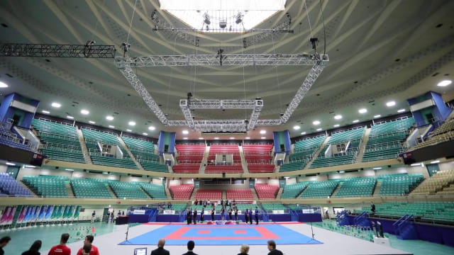 Nippon Budokan will host judo and karate events in Tokyo 2020