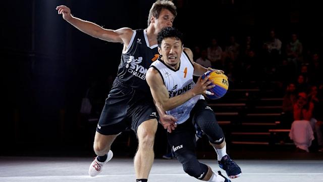 「FIBA 3×3アジアカップ2019」に本戦から出場した日本チームは、男女ともに準々決勝進出を果たした(写真は2018年プロハッスル)