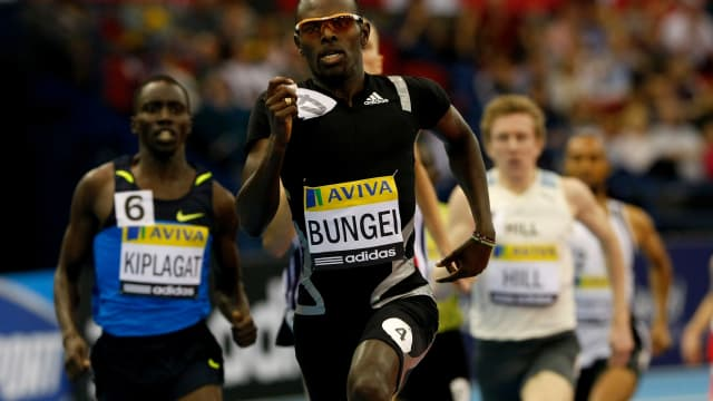 Bungei had no more motivation to run after winning Olympic gold and retired in 2010.