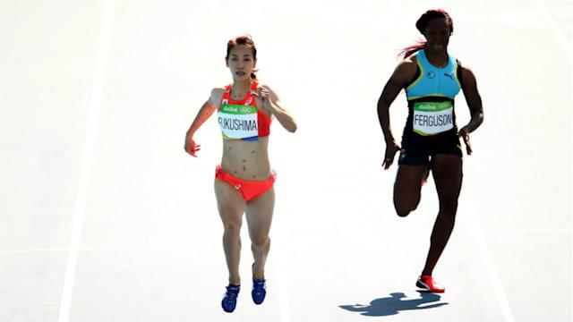 リオデジャネイロでは故障で100メートルを欠場。200メートルに専念したが、予選突破は果たせなかった