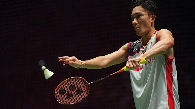 桃田賢斗は男子シングルスでワールドランキング1位に立つ。2019年4月のアジアバドミントン選手権では優勝を果たしている