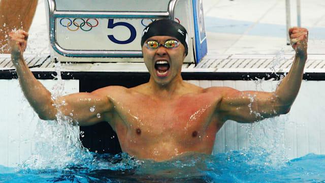 北京五輪では「世界記録を出して金メダルを獲得する」を有言実行。「なんも言えねえ」という言葉を残した
