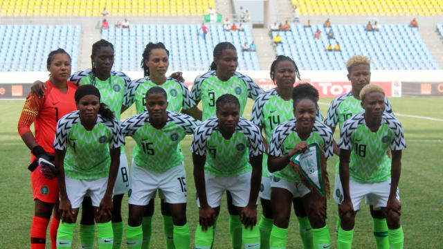 Nigeria are the reigning Africa Women Cup of Nations winners