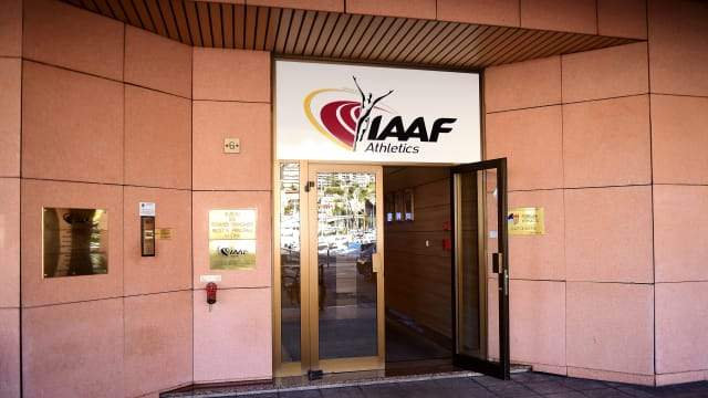 IAAF headquarters in Monaco