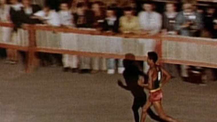Abebe Bikila: barefoot to Olympic gold
