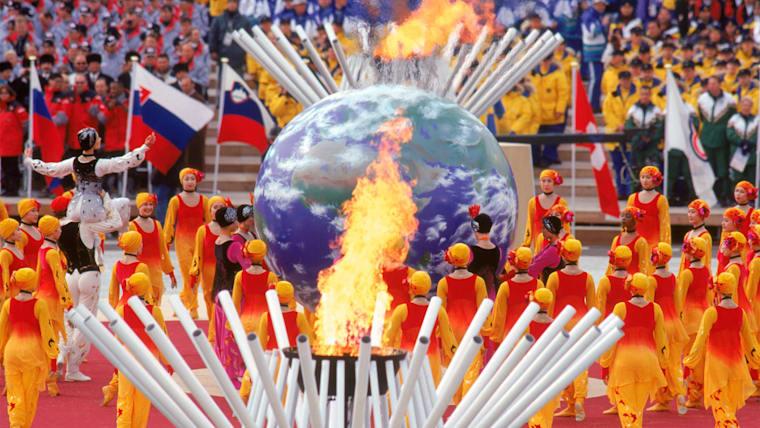 Le relais de la flamme olympique de Tokyo 2020 réveille de beaux souvenirs des Jeux Olympiques d'hiver de Nagano 1998