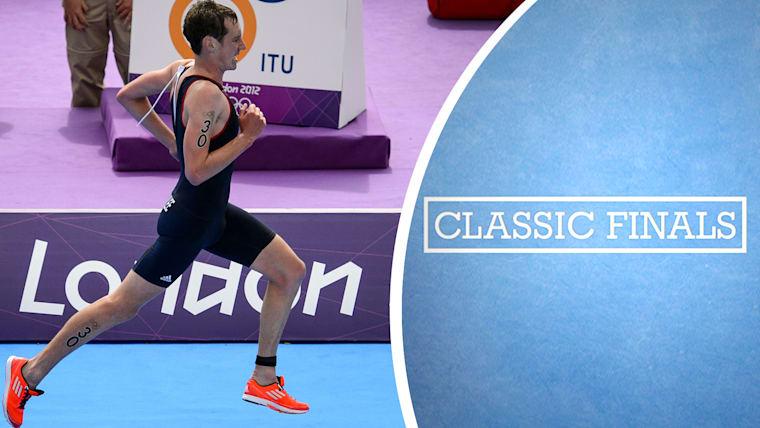 名勝負:ロンドン2012男子トライアスロン