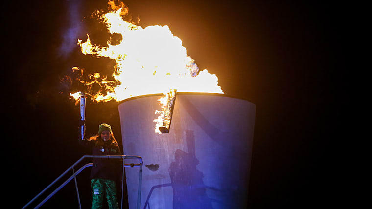 Opening Ceremony | ​Lillehammer 2016 ​Youth Olympic Games​