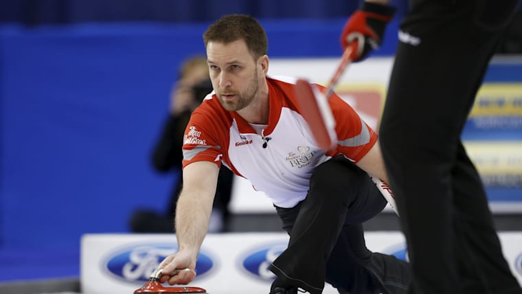 Brad Gushue's new life: returning to school at 40 while in a curling bubble